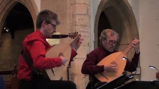 Michal Gondko & Nigel North play Dowland