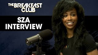 SZA Talks About Her New Album, Ex-Boyfriends, Sidechicks & More