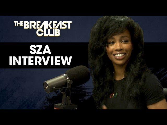 SZA Talks About Her New Album, Ex-Boyfriends, Sidechicks & More