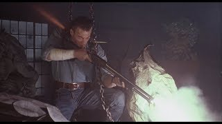 Hard Target: Unrated Blu Ray Version - Intense Final Shootout Scenes - 1080p