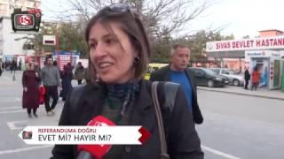 Referandumda Sivas Halkı Ne Diyor? - Büyük Sivas Web Tv - www.buyuksivas.com