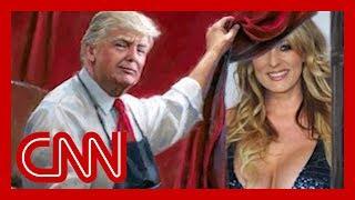 Critics deface Trump 'Masterpiece'
