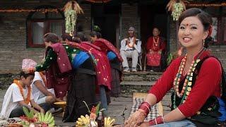 Village Promotional Song !!Majhgaun(Lumle) Ramailo.......Official Music Video 2015