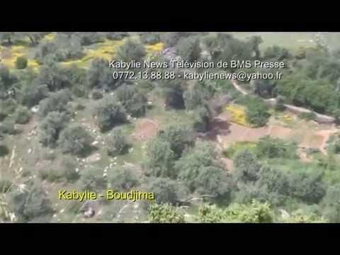 Paysages de Kabylie Taburt Iaaboudene Maatkas Azazga et Boudjima