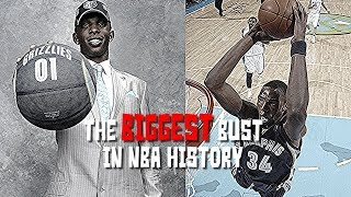 The BIGGEST Bust In NBA History