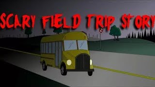 Scary Field Trip story (Animation in Hindi)  ||Rocking with Rocker||