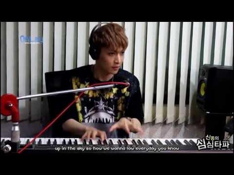 【OnLay韩语中字】130905 神童的深深打破 张艺兴Lay pianoCUT