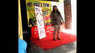 Dangdut competition Iis widya