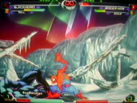 Marvel vs Capcom 2-Rape your soul
