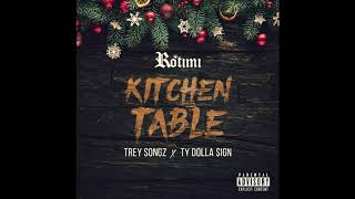 """Rotimi Feat.Trey Songz & TY Dolla $ign - """"Kitchen Table"""" Remix"""