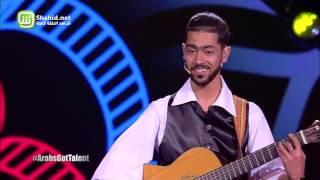 Arabs Got Talent- عرض النصف نهائيات – Hermanos Band