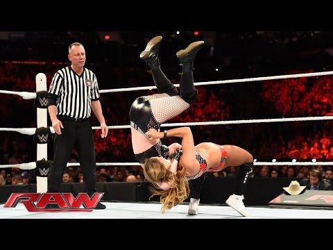 Xxx Mp4 Nikki Bella Vs Paige Divas Championship Match Raw June 1 2015 3gp Sex
