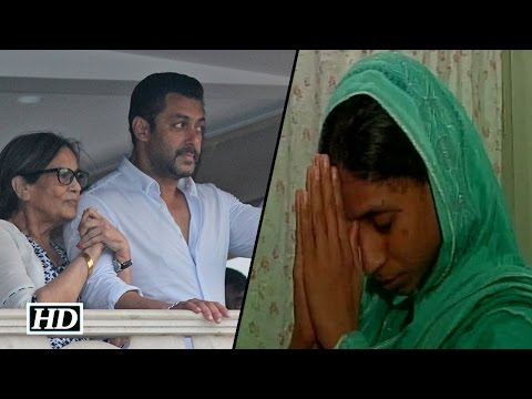 Salman Khan to bring back Indian girl Geeta, stranded in Pakistan for 12 years