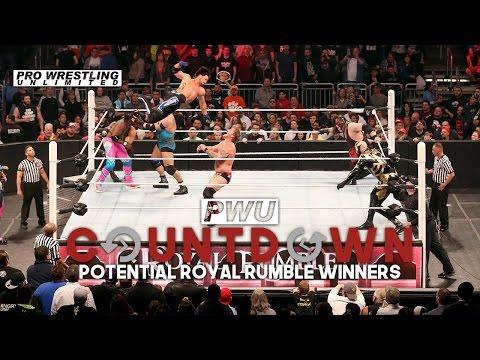 PWU Countdown: 5 Potential Royal Rumble Winners