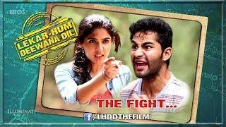 Lekar Hum Deewana Dil (Fight Making) | Armaan Jain & Deeksha Seth