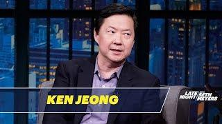 Ken Jeong Hid Secret Jokes in The Hangover