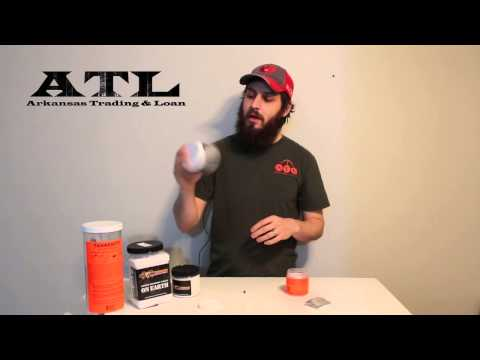 Tannerite Explained and Demonstrated Boom
