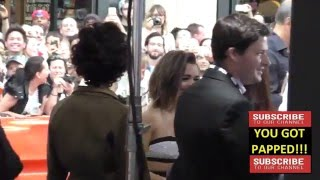 Maisie Williams arriving to the Game Of Thrones Premiere at TCL Chinese Theatre in Hollywood