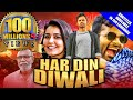 Har Din Diwali (Prati Roju Pandage) 2020 New Released Hindi Dubbed Movie | Sai Tej, Rashi Khanna
