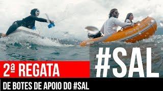 2ª REGATA DE BOTES DE APOIO DO #SAL   Nesta edição com SV Delos