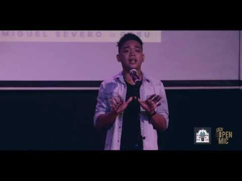 #cebulitfest Habang Wala Pa Sila: Naniniwala Ako - Juan Miguel Severo