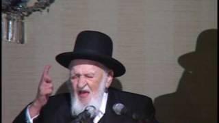 Rabbi Nayman Mir Dinner March 2009