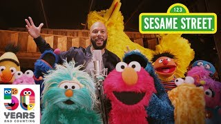 Sesame Street: Give it, live it, RESPECT feat. Common
