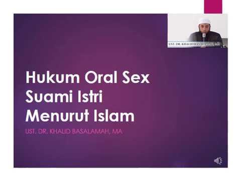 Xxx Mp4 Hukum Bolehkah Oral Sex Menurut Islam Ustadz Khalid Basalamah 3gp Sex