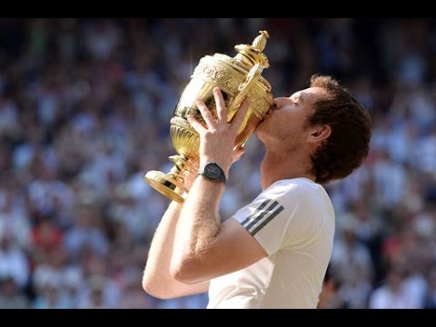Remember Andy Murray winning Wimbledon