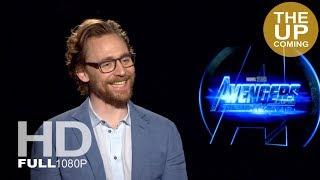 Tom Hiddleston Avengers Infinity War ultimate interview