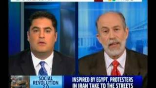 Cenk Vs Frank Gaffney On Protests In Middle East