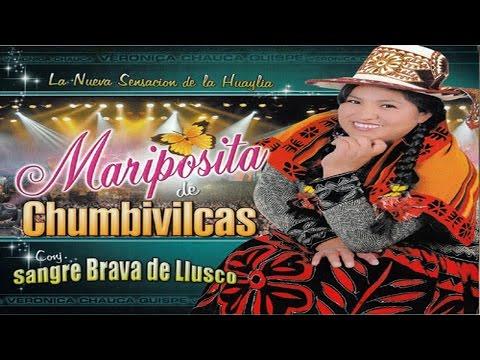 ♫♥☆ MARIPOSITA DE CHUMBIVILCAS - SANGRE BRAVA (Huaylia) ☆♥♫