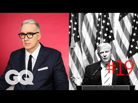 Why Donald Trump Won't Hold Press Conferences The Resistance with Keith Olbermann GQ