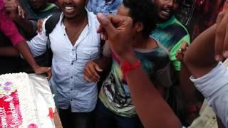 Success Celebration Of 24 Movie By Suriya Fans Trivandrum