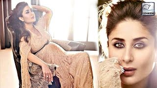Kareena Kapoor's Pre-Delivery Photoshoot | LehrenTV