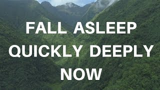 FALL ASLEEP QUICKLY DEEPLY NOW (Music version) A Guided meditation to help you sleep