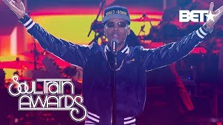 """BBD Perform """"Do Me"""" & """"Poison"""" to a Hyped Up The Crowd   Soul Train Awards 2018"""