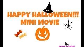 monster high mini halloween movie!