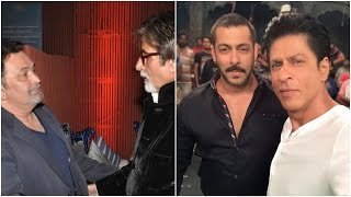 Rishi & Amitabh May Have A Little To Sort | Shahrukh & Salman Ready For The Comeback & More