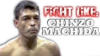 How to Fight Like Chinzo Machida: 3 Karate Moves for MMA