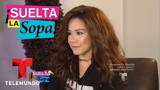 Suelta La Sopa | Carolina Sandoval: Cómo cambió mi vida tras tener a mi 2da hija | Entretenimiento