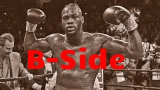 DEONTAY WILDER WILL NEVER BE A-SIDE FIGHTER VS ANTHONY JOSHUA!!!