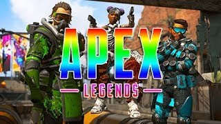 Apex Legends Introduces Non Binary and LGBTQ Characters...But Why?