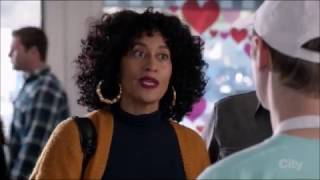 Blackish Gender Reveal Cake French-Canadian Joke Cold Open