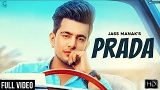 new punjabi PRANDA song full video OUT  -PRANDA-JASS MANAK