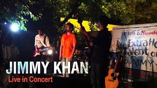 Jimmy Khan Live in Concert