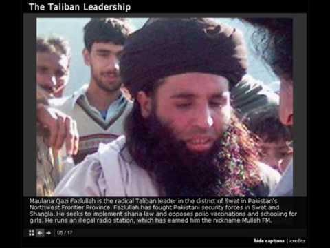 Pakistan issues dead or alive Taliban Gandu  list