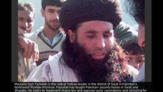 Pakistan issues dead or alive Taliban Gandu  list