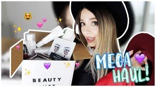 MEGA HAUL : Productos Coreanos, Zara, Kylie Cosmetics & más! | Cecie