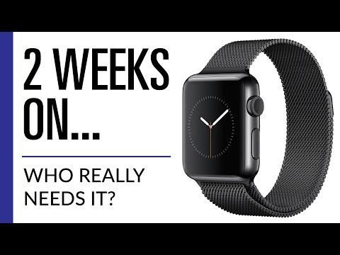 Apple Watch 2 - The Ultimate Tech You'll Never Need